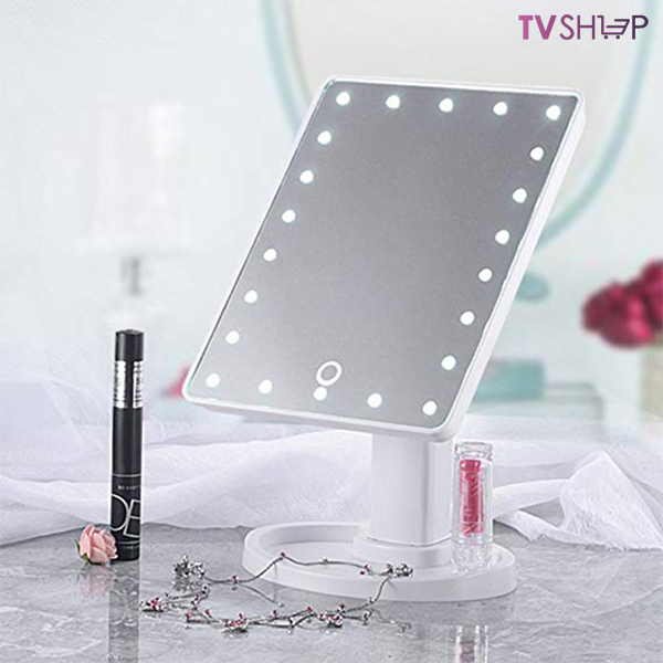 LARGE LED MIRROR 600×600 3
